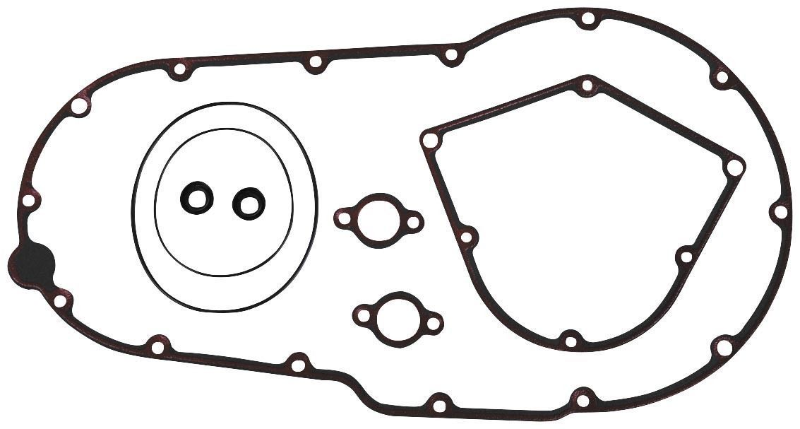 gaskets primary cam gasket    seals kit victory motorcycle