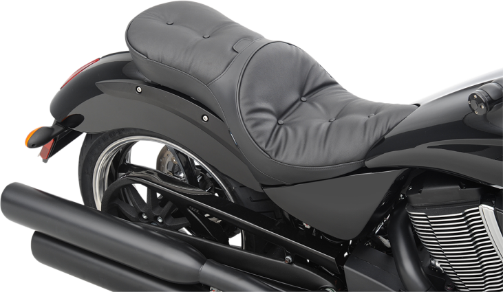 Victory Motorcycle Parts >> Victory Motorcycle Seat Low Profile Pillow Vegas Kingpin Highball Parts
