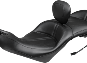 One-piece Touring with Driver Backrest and Heat for Victory Vision 2008-16