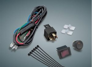 16-126 victory driving light wiring kit