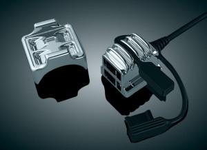 USB POWER SOURCE CHROME