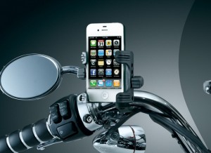 HANDLEBAR DEVICE MOUNTING SYSTEMS FOR SMARTPHONES AND GPS DEVICES