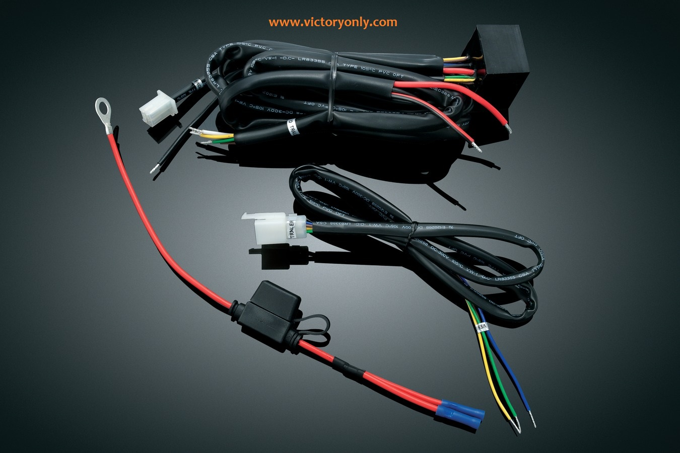 Trailer Wiring Harness For Motorcycles Electrical Diagrams Utility Wire Harnesses Victory Motorcycle Rh Victoryonly Com Bushtec