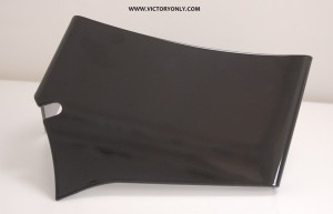BATTERY BOX COVER BLACK OR CHROME