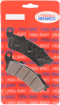 VICTORY VISION FRONT / REAR BRAKE PADS LYNDALL
