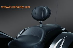 Plug-N-Go Driver Backrest with Storage Pouch
