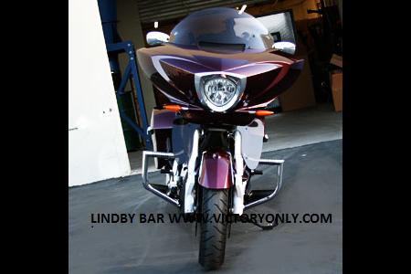 Front Linbar Multibar Highway Bar