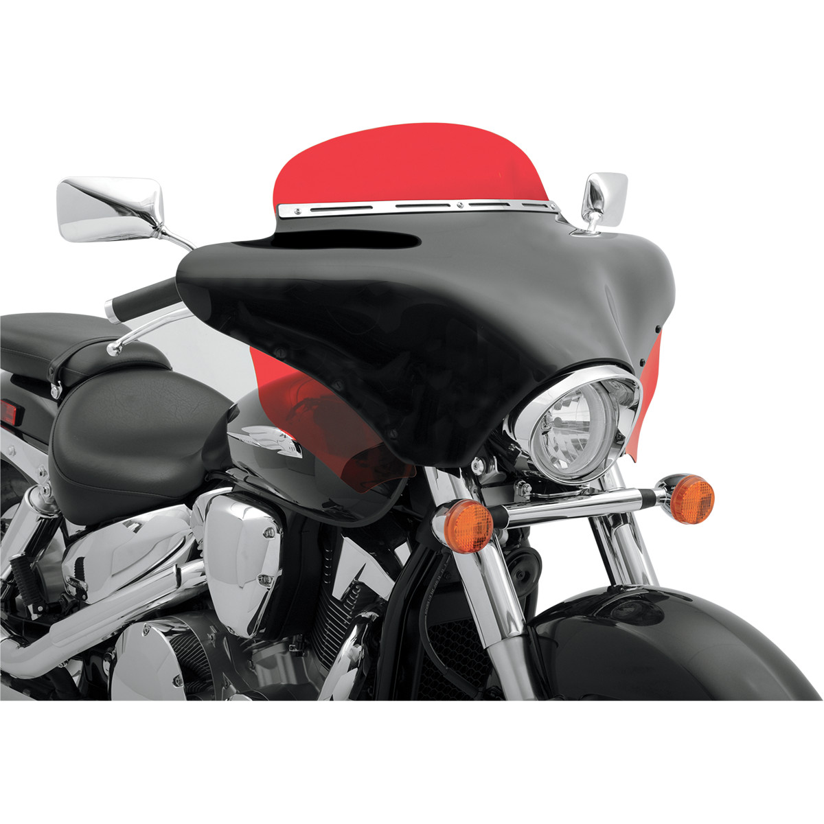 Batwing Fairing Windshield and Mount Kit