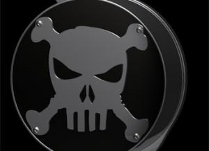 Belt Cover and Lowering Kit Skull