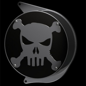 Belt Cover and Lowering Kit Skull