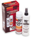 Air Filter Care Kit Aerosol
