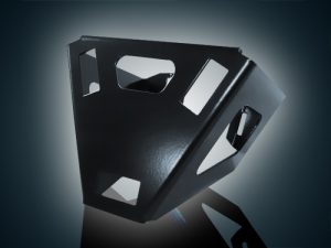 Cheese Wedge Bracket Cheese Wedge Mount Bracket with Clips