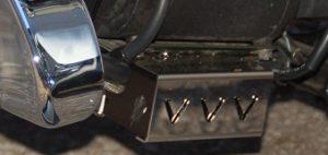 Voltage Regulator V style 2008 to 2010