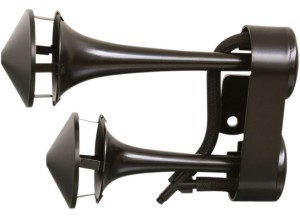 Air Horn, Black or Chrome