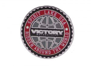 2863291 VICTORY MOTORCYCLE LOGO PIN BADGE