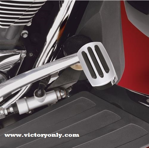 Victory Motorcycle Parts >> Victory Motorcycle Brake Pedal Kit Chrome