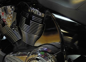 Victory Chrome Engine Closeout Kit