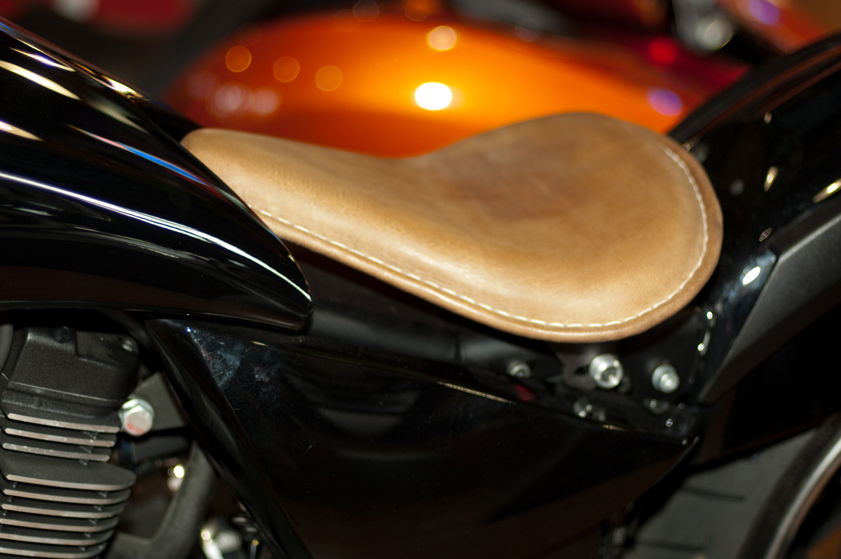 Victory Bobber Seat Kit Victory Motorcycle Parts For Victory Custom