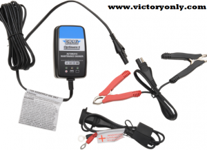 38070316 Victory Motorcycle battery tender trickle charger