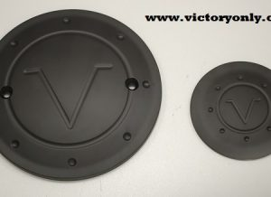 V Engine Cover Black edition Victory