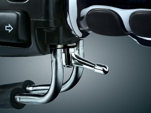 harley throttle lock installer