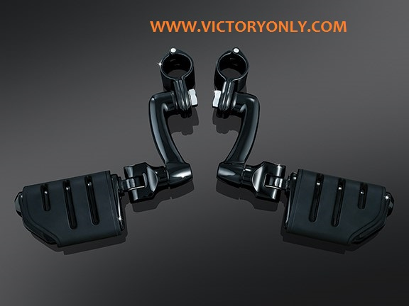 Victory Motorcycle Highway Peg Mount Black Victory Victory