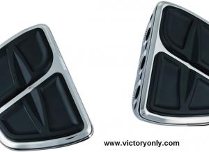 7611 Victory Motorcycle Mini Kinetic Kuryakyn Floorboard Kit
