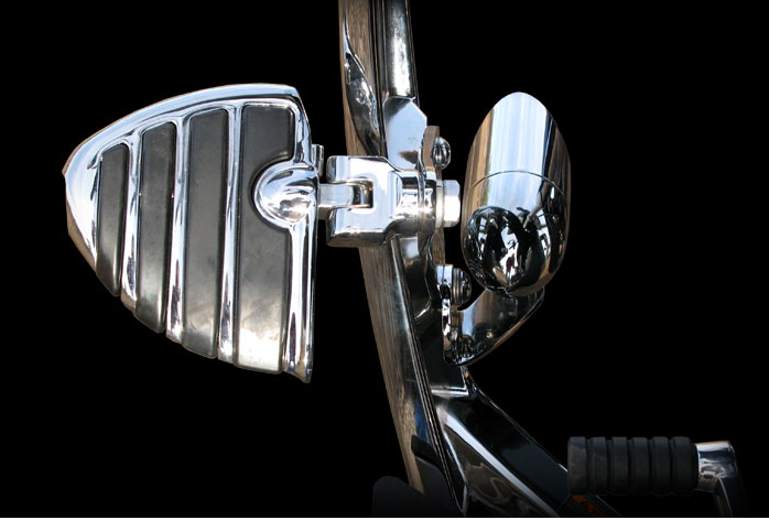 Highway Bracket Mount Forged Bars Chrome Black Xc Xr