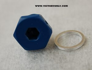 Oil Drain Plug Magnetic Dimple Super Victory Only