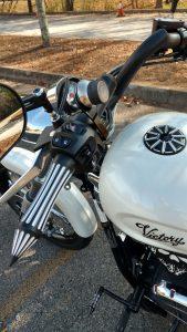 Victory Motorcycle perch mount phone mount smart phones
