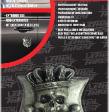 EMBLEM DECAL KING SKULL