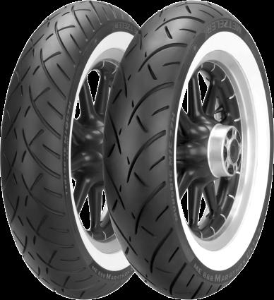 Metzeler ME 888 Marathon Wide White Sidewall Rear Tire
