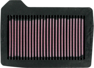 •Designed with 25% less pleats in order to open up the intake tract •Fuel management modifications will be necessary •Lowers restriction, increasing horsepower and torque •Race Spec sportbike filters are designed for closed course competition use only •Washable and reusable - no cutting or fitting required •Fit directly into your OEM air box assembly with an OEM-style sealing bead •Made in the U.S.A. for over 40 years