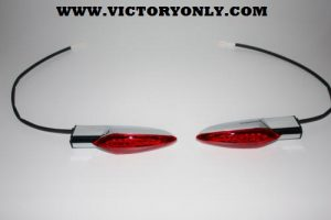 Victory OEM Replacement Rear Red LED Turn Signals