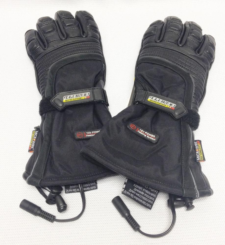 Gerbings T5 Gauntlet 12V Glove Gerbing heated gloves Victory ...