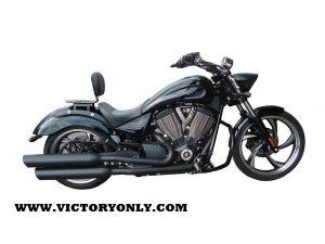 Victory Vegas / Highball / Kingpin / Gunner Solo Seat Luggage Rack