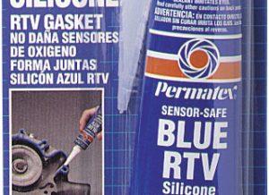 PERMATEX BLUE RTV SILICONE 3OZ