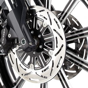 arlen_ness_brake_rotor_victory_motorcycle_black_installed