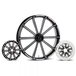 arlen_ness_brake_rotor_victory_motorcycle_black_installed_matching_wheels