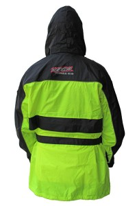 windproof, water-proof, Light-weight and is designed to be worn over your outer tools