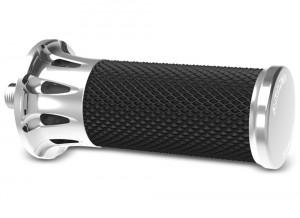 shifter Peg Deep Cut Fusion Shift / Brake Peg Black, Chrome