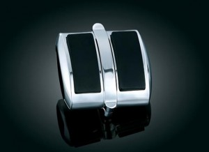 Chrome Brake Pedal Pad Cover