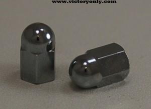 custom chrome valve stem caps