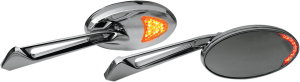 CUSTOM CHROME LED ACCENT MIRRORS