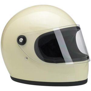 Gringo S Helmet - Gloss Vintage White