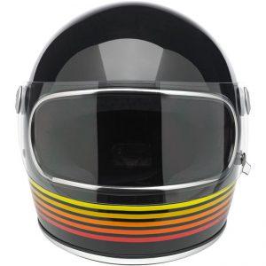 Gringo S Helmet - LE Spectrum Gloss Black/Orange