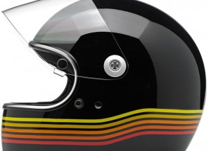 Gringo S Helmet - LE Spectrum Gloss Black/Orange