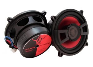 Replacement Upgraded DX Series 5.25 4 Ohm Component Speakers