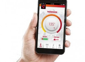 Gyde by Gerbing 12V Bluetooth Thermogauge