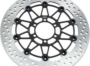 VICTORY MOTORCYCLE BRAKE ROTOR Blacked OUT SBS 5308